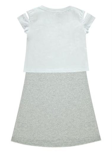 Tweety Tweety  Kız Çocuk Elbise 6-9  Yaş Ekru Tweety  Kız Çocuk Elbise 6-9  Yaş Ekru Beyaz
